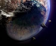 TLR Bara Magna Planet Surface