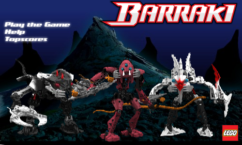 Barraki Platform Game