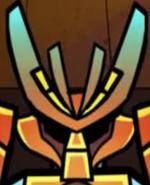 Ekimun uusi naamio animaatiossa