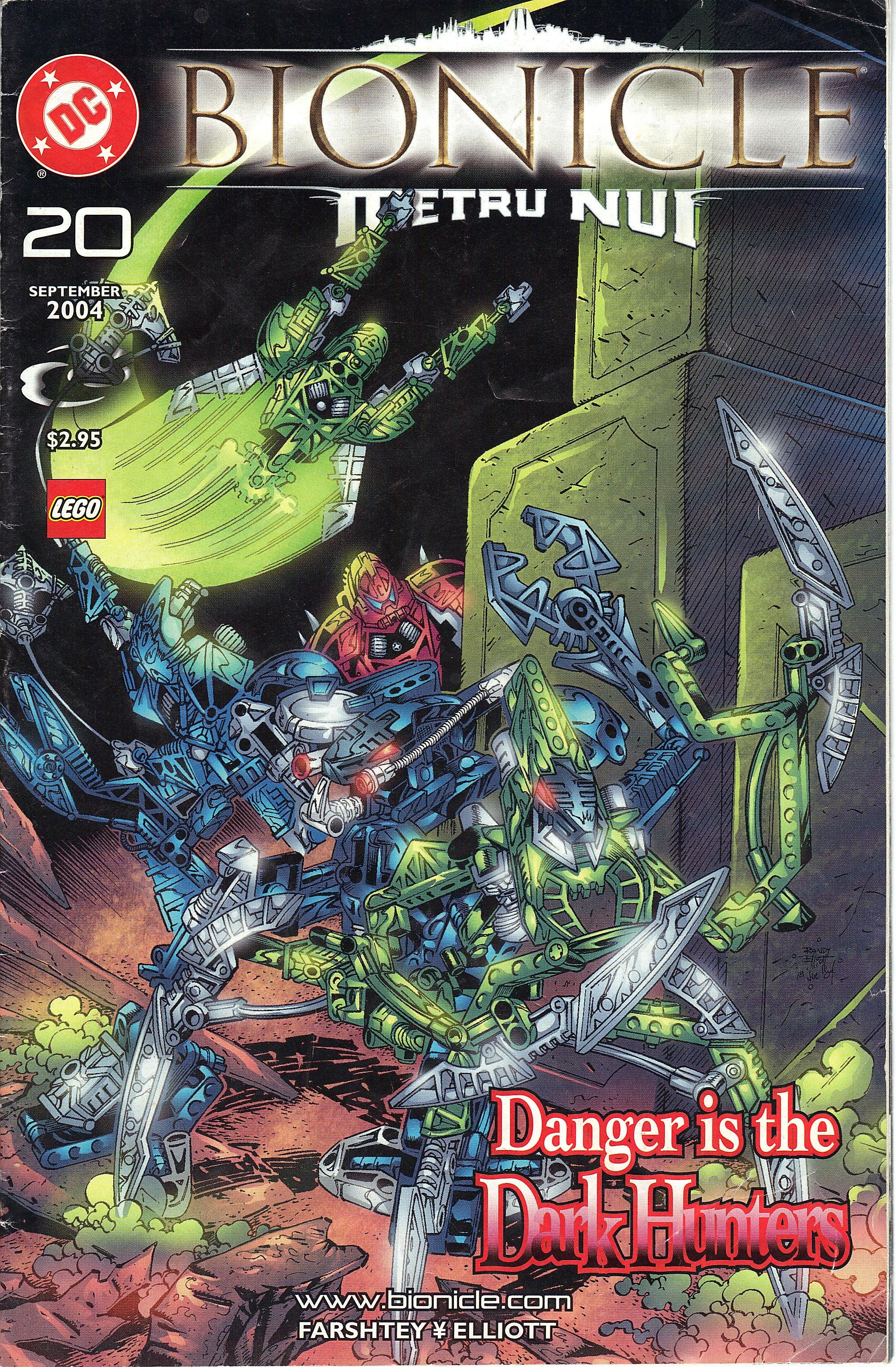 Comic 20: Struggle in the Sky