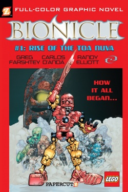BIONICLE 1: Rise of the Toa Nuva