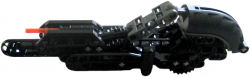 Energy Extraction Rifle