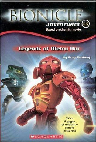 BIONICLE Adventures 4: Legends of Metru Nui