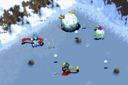 Huai-lumipallonheitto