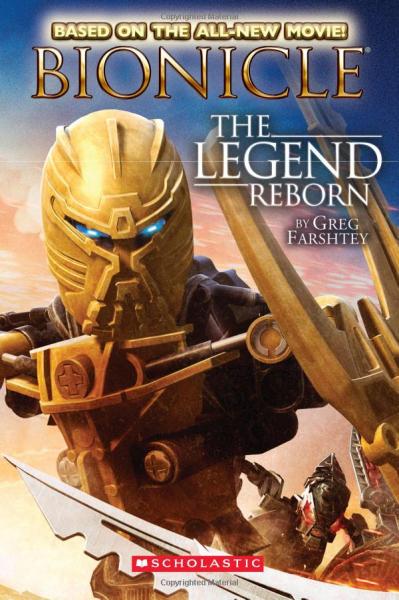 BIONICLE: The Legend Reborn (Book)