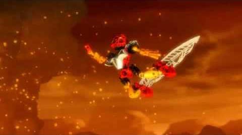 Bionicle Tahu Nuva