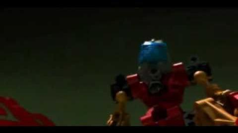 Bionicle Bohrok Story (English)