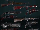 Оружие в BioShock Infinite