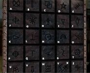 Translated 5x5 puzzle