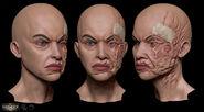 BioShock Remastered Lady Smith Head Model