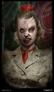 BioShock Film Concept Art - Splicer Ticket Taker