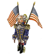 Motorized Patriot Toy Concept Art