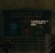 Cartel Guarida de Minerva