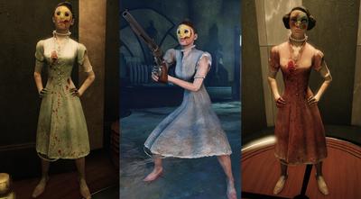 Las distintas representaciones de Edith Crenshaw.