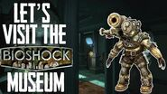 Bioshock - The Museum of Cut Content from Bioshock! - Bioshock's Cut Content In Depth!