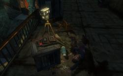 Cadáver del Paparazzi