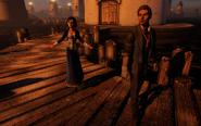BioI Alternate Booker DeWitt & Elizabeth in the Sea of Doors