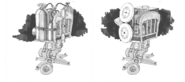 B1 RocketFlame Turret Concept