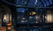BioShock Infinite Removed Multiplayer Museum Level 2