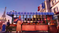 Burial at Sea Episode 2 Scripted Events cheese vendor.png
