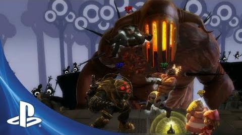 PlayStation® All-Stars Battle Royale E3 Trailer