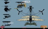 Early Gondola Concepts