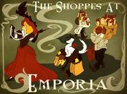 The Shoppes At Emporia Poster