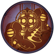 B1 Challenge Rooms Big Daddy Icon