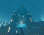 Fontaine Futuristics - Building