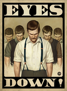 BioI Unused Fink Manufacturing Poster 1
