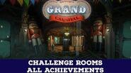 Bioshock Remastered - All Challenge Rooms - All Achievements