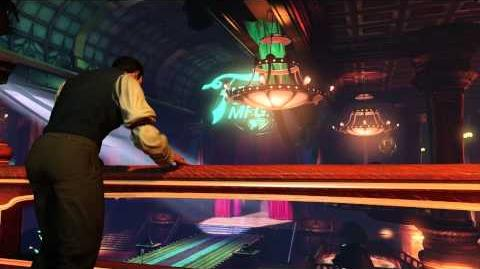 BioShock Infinite 2011 VGA Trailer