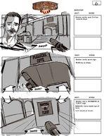BioShock Infinite Early Battleship Bay Storyboards 6