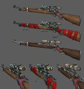 BI Colorful SniperGun Concept