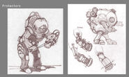 Early Protector Concepts 4
