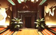 BaSE2 Housewares Manta Ray Lounge Upper Lounge Executive Suite Elevator