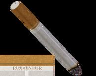 Pipe Weather cigarette