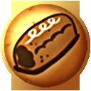 Пирожное с кремом