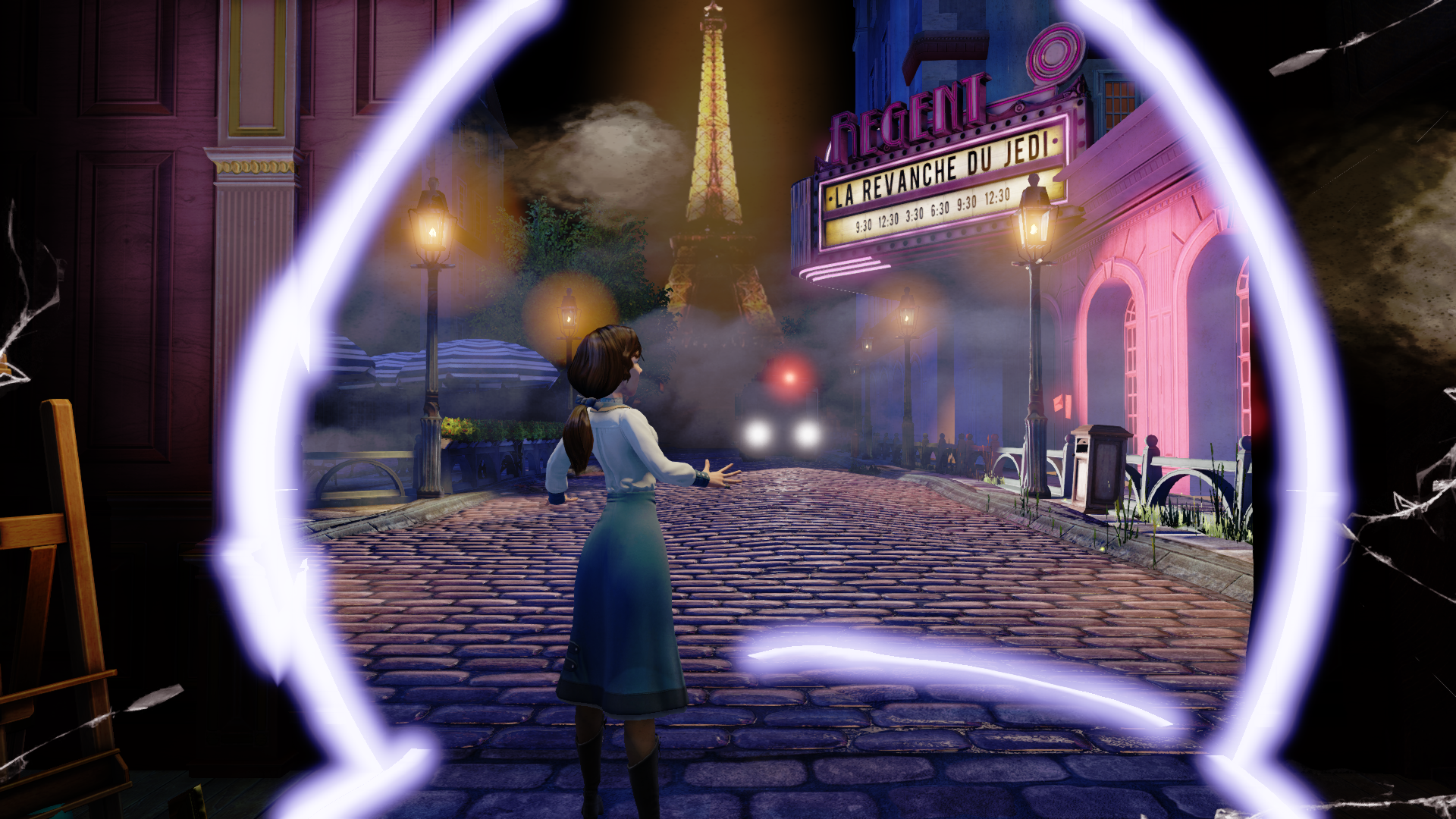 BioShock Infinite Cultural References