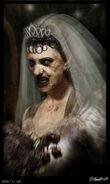 BioShock Film Concept Art - Splicer Bride