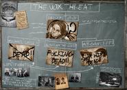 Vox Threat Board