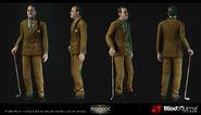 Andrew Ryan BioShock Remastered Model