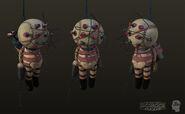 Bigdaddy doll model