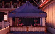BioI Battleship Bay Upper Boardwalk Cotton Candy Stall
