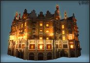 BioI Unused Hotel of Europe Facade 1
