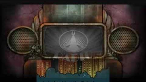 """BioShock 2 - """"Sweet Madness"""" and """"We Three (My Echo, My Shadow and Me)"""""""
