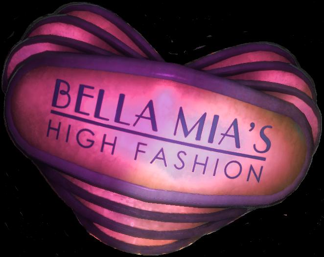 Bella Mia's High Fashion