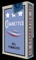 Cigarettes Burial at Sea