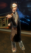 BioShock 2-Reed Wahl encountered in The Thinker - pointing f0370