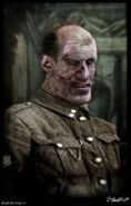 BioShock Film Concept Art - Splicer Mad Bomber